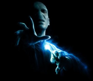 Lord Voldemort aka He Who Must Not Be Named